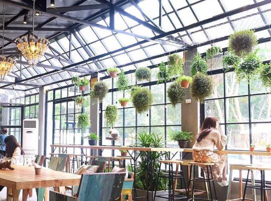 5 cách làm mát quán cafe vào mùa hè