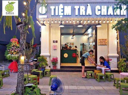 Paris-Tiệm Trà Chanh, điểm đến độc đáo và thu hút giới trẻ.