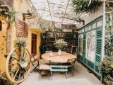 Nhìn lại những xu hướng thiết kế quán cafe