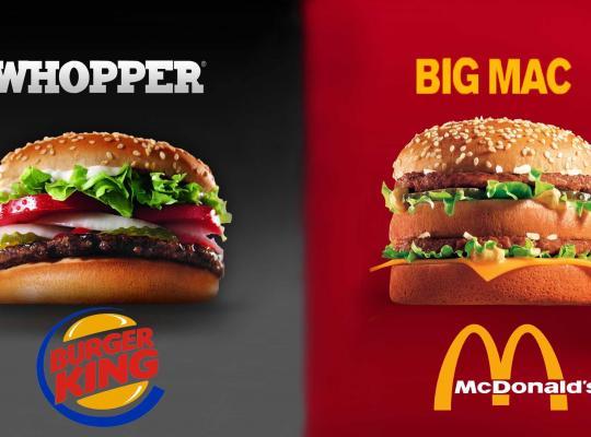 """Chiến dịch """"troll"""" đối thủ của Burger King: Biến 14.000 cửa hàng McDonald's thành điểm đặt món giảm giá"""