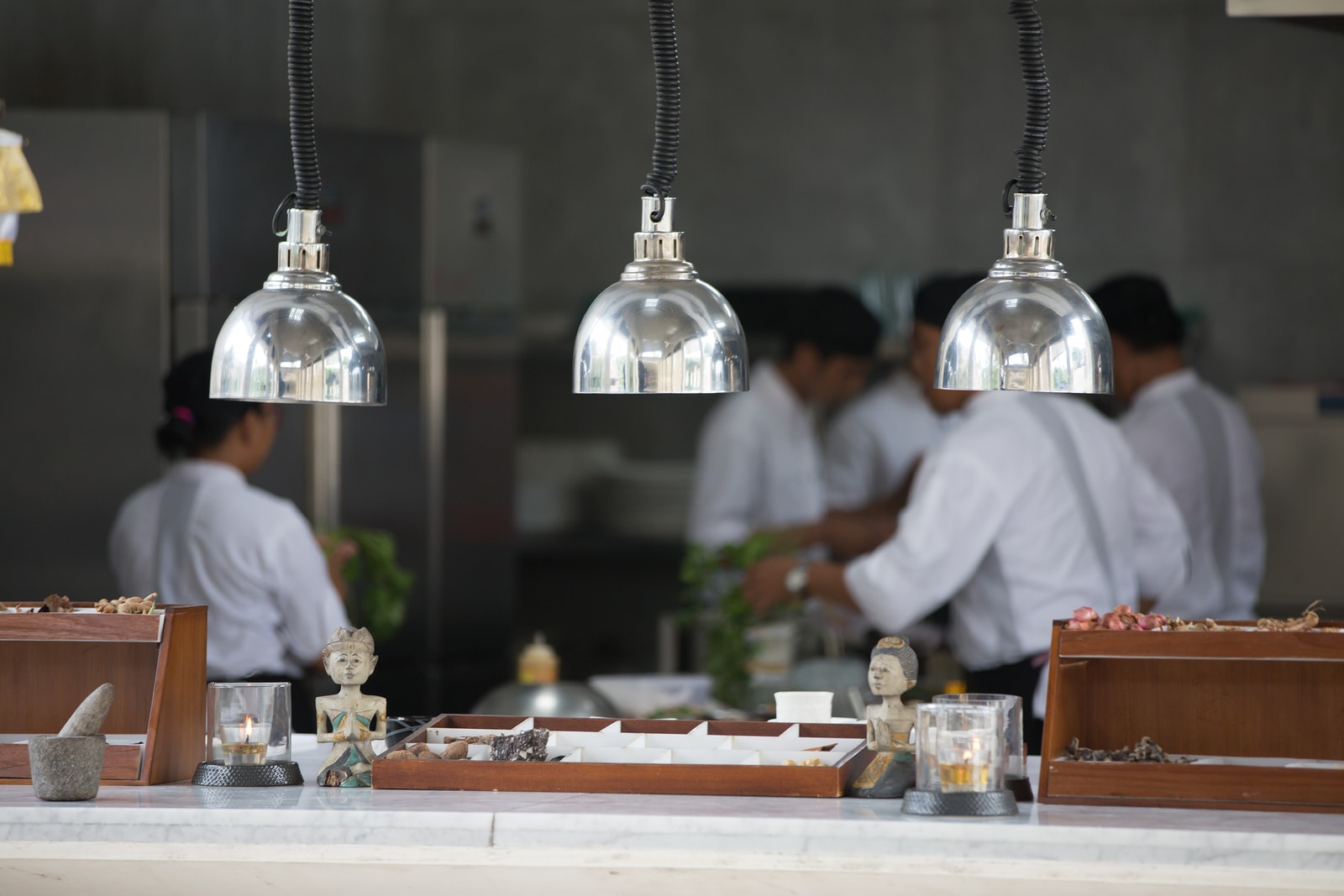 Những nguyên tắc bố trí bếp chuẩn nhà hàng