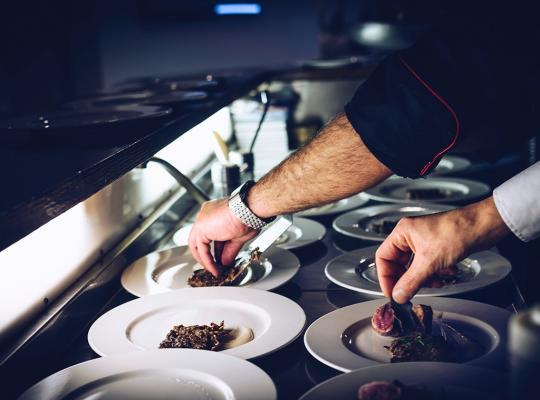Air Kitchen 4: Chất lượng dịch vụ