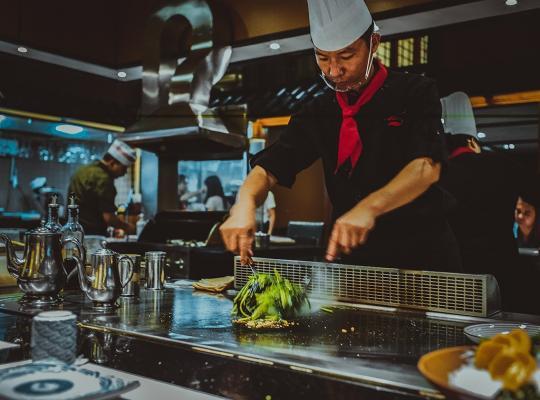 Air Kitchen: Khám phá mô hình F&B tương lai