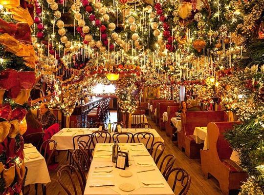Bí quyết kinh doanh nhà hàng thành công vào dịp Noel