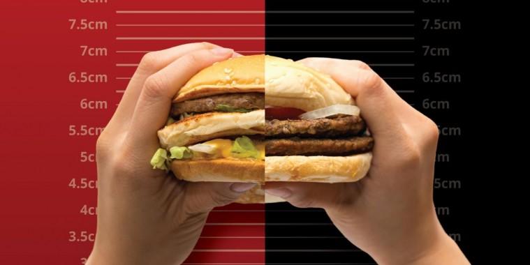 """Chiến dịch """"troll"""" đối thủ của Burger King: Biến 14.000 cửa hàng McDonald's thành điểm đặt món giảm giá - Ảnh 1."""