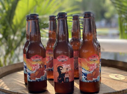 Hoang Sa special và Truong Sa special: VN có bia mang tên biển đảo