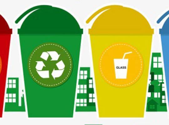 Tiết kiệm chi phí bằng cách phân loại rác đúng cách
