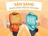 """The Coffee House sẽ """"bắt tay"""" với nhiều bên thứ ba ngoài Baemin để tăng độ phủ"""