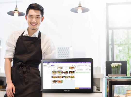 Sử dụng phần mềm POS, nâng cao sự tiện lợi trong kinh doanh