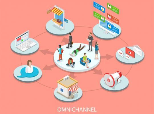 Ứng dụng Omnichannel – bán hàng đa kênh trong nhà hàng
