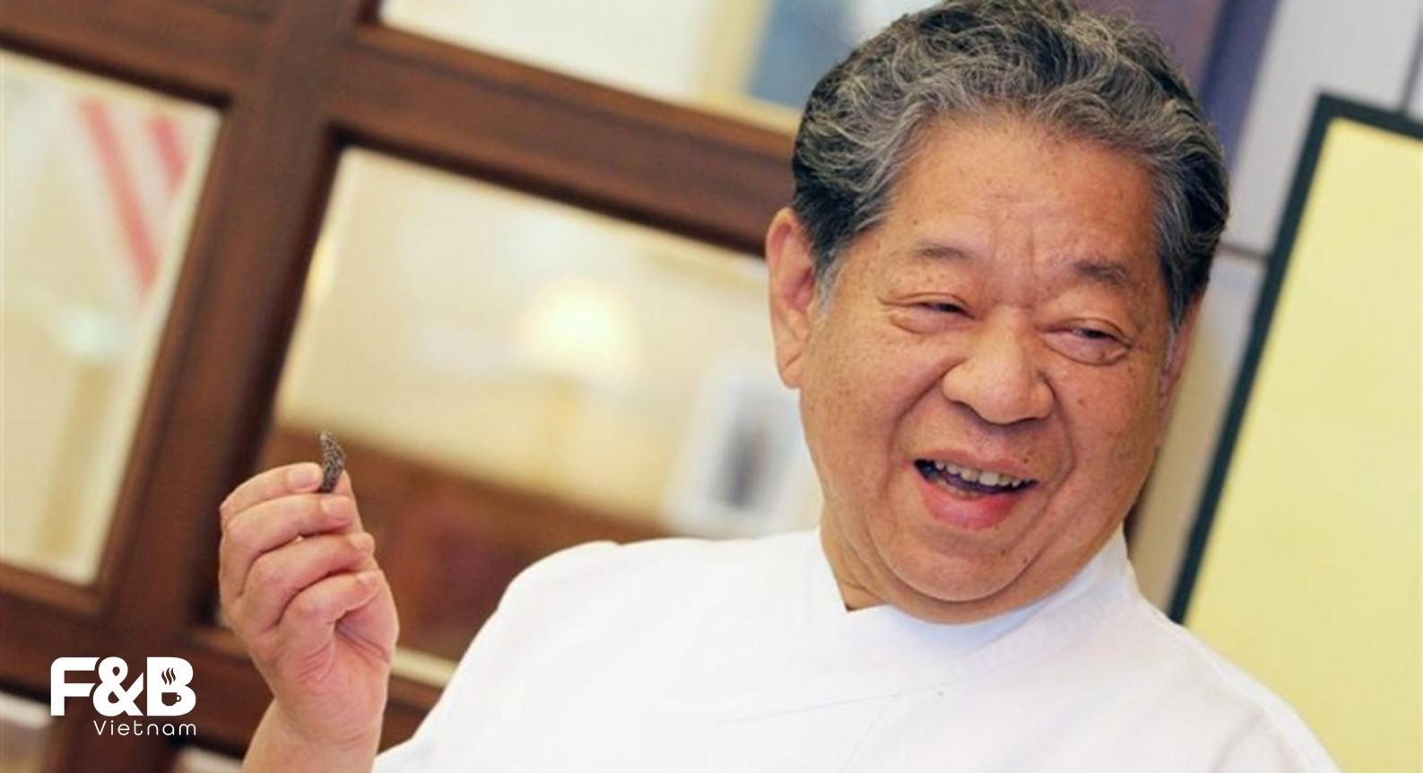 Yoshihiro Murata - Top 10 đầu bếp Michelin