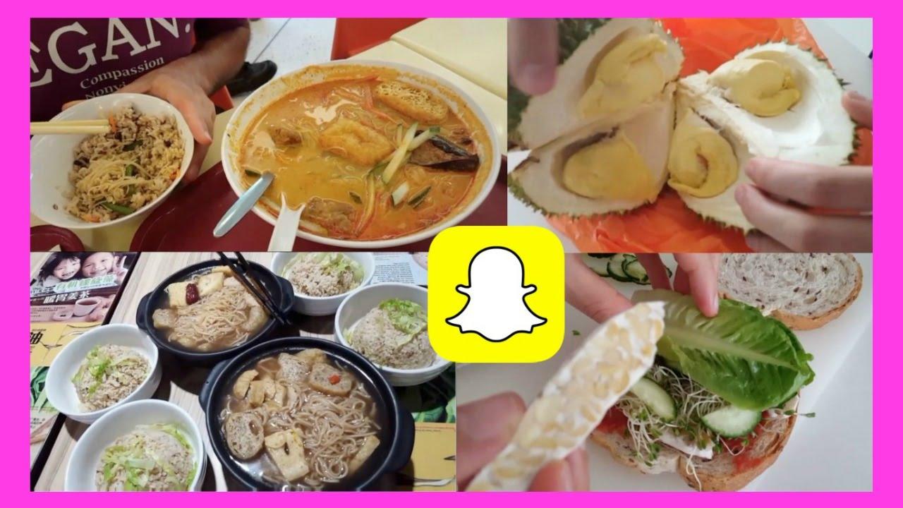 Snapchay Socialmedia Restaurant