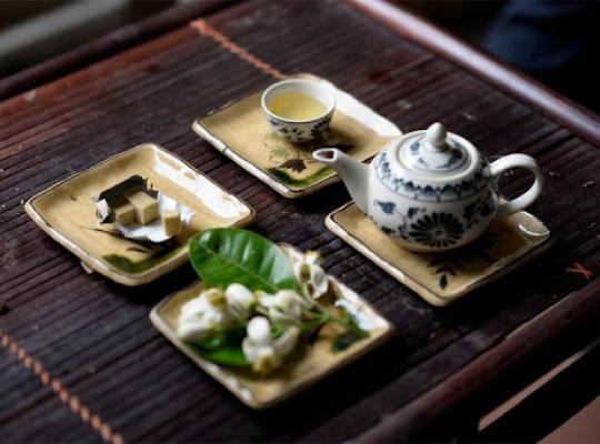 Văn hóa thưởng trà