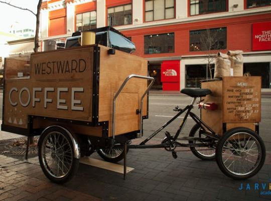 Tản mạn chuyện kinh doanh xe cafe take away