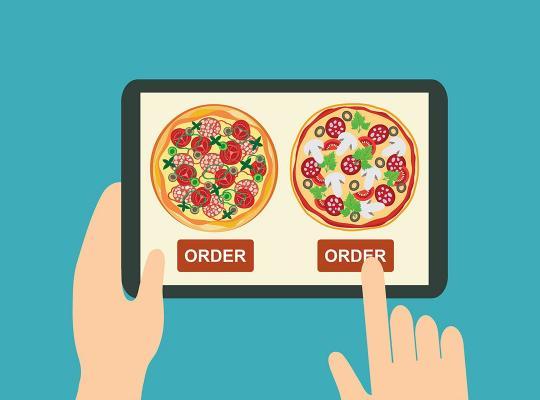 Thiết bị di động đang định hình lại ngành dịch vụ ăn uống như thế nào?