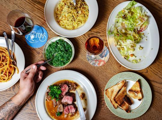 5 xu hướng nhà hàng đáng chú ý trong năm 2020